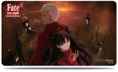 "Play Mat ""Fate/stay night (Rin/Archer/Saber/Shiro)"" by Ultra PRO"