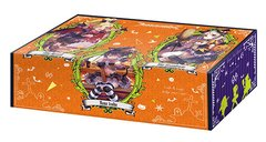 """Storage Box Collection Special """"Luck & Logic: Halloween Collection (Mana, Chloe, Nina)"""" Vol.1 by Bushiroad"""