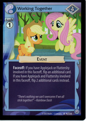 Premiere #35 FOIL (Working Together)