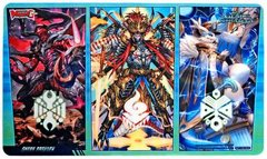 "Cardfight!! Vanguard G Rubber Mat Collection ""The Genius Strategy"" by Bushiroad"