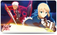 "Play Mat ""Fate/stay night (Archer & Saber)"" by Ultra PRO"