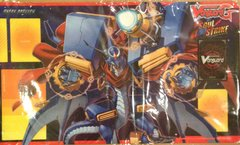 """Cardfight Vanguard G Rubber Mat Collection """"Soul Strike Against the Supreme (Chronodragon Nextage)"""" by Bushiroad"""