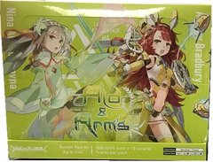 """Luck & Logic Booster Box 04 """"Aid & Arms"""" by Bushiroad"""
