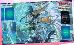 """Cardfight Vanguard G Rubber Mat Collection """"Marine General of Heavenly Silk, Lambros"""" by Bushiroad"""