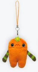 "Mokeke Strap Monster ""Bean"" O by Shinada"