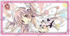 "Newtype 30th Anniversary Rubber Mat ""Puella Magi Madoka Magica the Movie (Ultimate Madoka)"" by Kadokawa"
