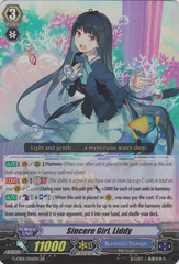 G-CB01/006EN (RR) Sincere Girl, Liddy