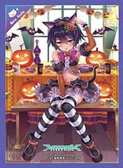 """Sleeve Collection Special """"Luck & Logic (Black Cat Familiar, Mana)"""" Vol.1 by Bushiroad"""