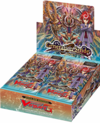 "Vanguard Booster Box ""Generation Stride VGE-G-BT01""by Bushiroad"