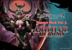 """DragoBorne -Rise to Supremacy- Booster Box Vol.2 """"Oath of Blood"""" by Bushiroad"""