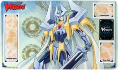 "Cardfight Vanguard Rubber Mat Collection ""Liberator of the Round Table, Alfred"" by Bushiroad"