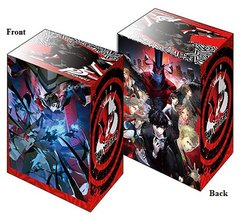 "Deck Holder Collection ""Persona 5"" Vol.133 by Bushiroad"