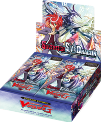 "Vanguard Booster Box ""Sovereign Star Dragon VGE-G-BT03""by Bushiroad"