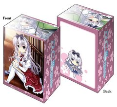 "Deck Holder Collection V2 ""D.C.III ~Da Capo III~ With You (Yukimura Sumomo)"" Vol.98 by Bushiroad"