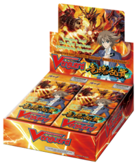 "Cardfight!! Vanguard Booster Box ""Onslaught of Dragon Souls"" VGE-BT02 by Bushiroad"