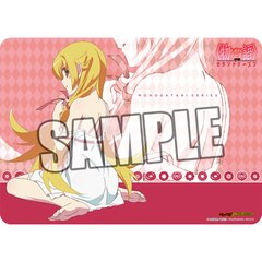 "Character Universal Rubber Mat ""<Monogatari> Series Second Season (Oshino Shinobu)"" by Broccoli"