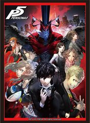 """Sleeve Collection HG """"Persona 5"""" Vol.1200 by Bushiroad"""