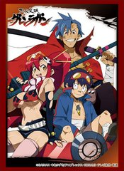 "Sleeve Collection HG ""Tengen Toppa Gurren Lagann Part.2"" Vol.1438 by Bushiroad"