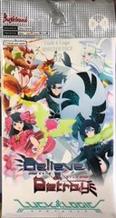 """Luck & Logic Booster Pack 02 """"Believe & Betray"""" by Bushiroad"""