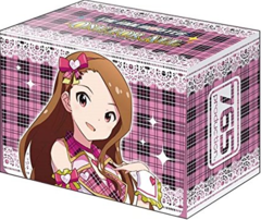 "Deck Holder Collection ""The iDOLM@STER One For All (Minase Iori)"" Vol.206 byBushiroad"