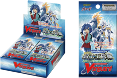 "Cardfight!! Vanguard Booster Box ""Descent of the King of Knights"" VGE-BT01 by Bushiroad"