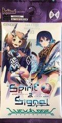 "Luck & Logic Booster Pack 03 ""Spirit & Signal"" by Bushiroad"