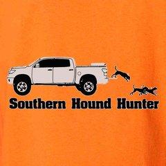 Southern Hound Hunter T Truck T-Shirt
