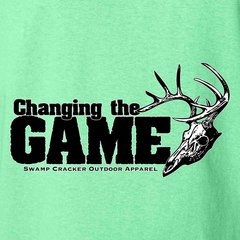 Changing the Game Deer Skull T-Shirt