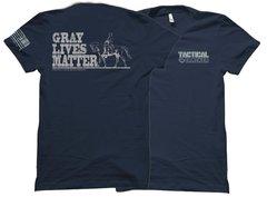 Gray Lives Matter - Lee T-Shirt