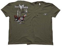 Swamp Cracker Strutting Turkey Hunting T-Shirt