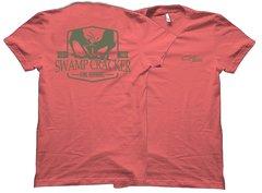 Swamp Cracker Green Fine Apparel T-shirt