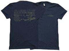 Swamp Cracker Lives Matter Green T-shirt