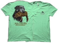 Labrador with Wood Duck Southern Houndsman T-Shirt