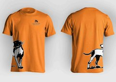 Wrap Around Walker Hound Hunting T-Shirt