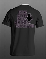 Friends Don't Let Friends Stop Kicking Before the Timer Barrel Racing T-Shirt