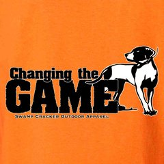 Changing the Game Dog Hunting T-Shirt