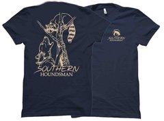 Southern Houndsman Walker Treed Coon Up Close T-Shirt