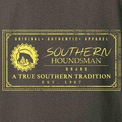 Southern Houndsman Maize Label T-Shirt