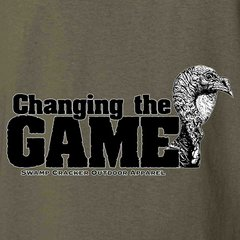 Changing the Game Turkey hunting T-Shirt