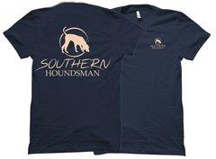 Southern Houndsman Natural Trailing Dog T-Shirt
