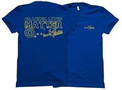 Swamp Cracker Lives Matter Yellow T-shirt