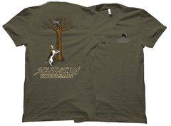 Southern Houndsman Walker Treeing Coon T-Shirt