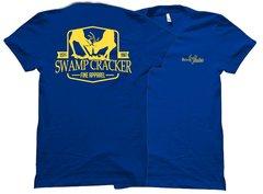 Swamp Cracker Yellow Fine Apparel T-shirt