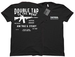 Double Tap Tactical Cracker T-Shirt