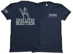 Gray Lives Matter - Jackson T-Shirt