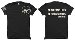 Tactical Cracker On The Front Lines T-Shirt