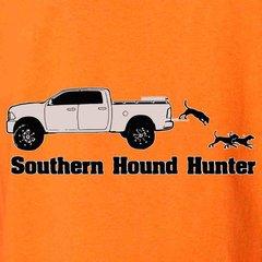 Southern Hound Hunter D Truck T-Shirt