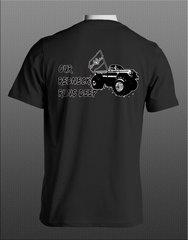 Our Redneck Runs Deep Mudding Truck T-shirt