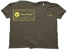 Swamp Cracker Maize Label T-Shirt