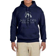 Southern Houndsman Navy/Grey Hoodie